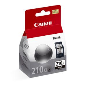 Canon, Inc 2973B001 Canon PG-210 XL Extra Large Black Ink Cartridge For PIXMA MP240 and MP480 Printers