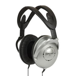 Koss Corporation 164103 Koss UR18 Collapsible Stereo Headphone