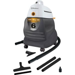 Thorne Electic 00-5406-4 WD-650 Wet/Dry Canister Vacuum