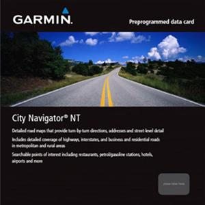 Garmin, Ltd 010-10691-05 Garmin City Navigator NT Italy & Greece Digital Map