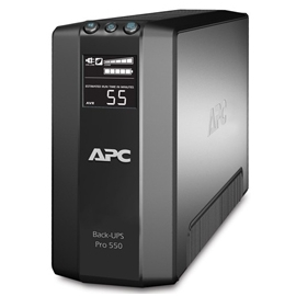 American Power Conversion Corp BR550GI APC Back-UPS RS 550VA Tower UPS