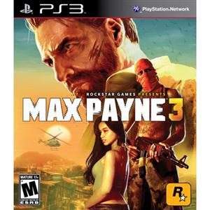 TAKE-TWO INTERACTIVE SOFTWARE, 37606 PS3 MAX PAYNE 3