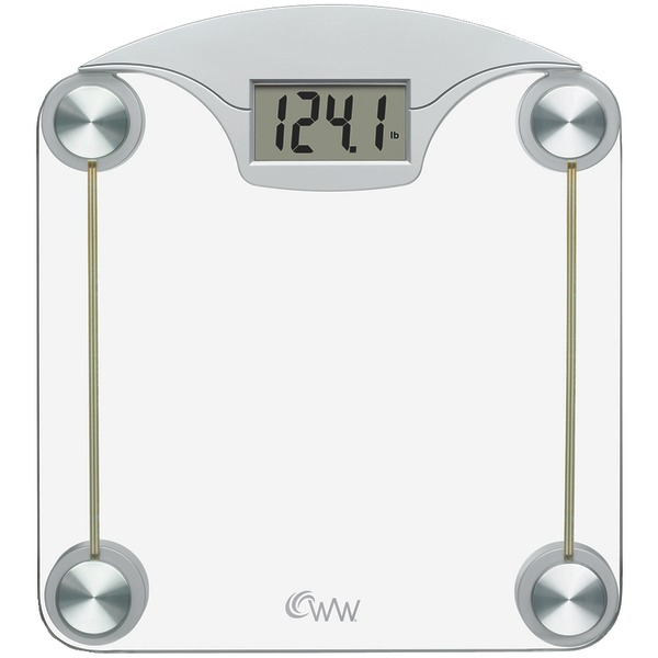 Conair WW39 WW Digital Glass Weight Scale