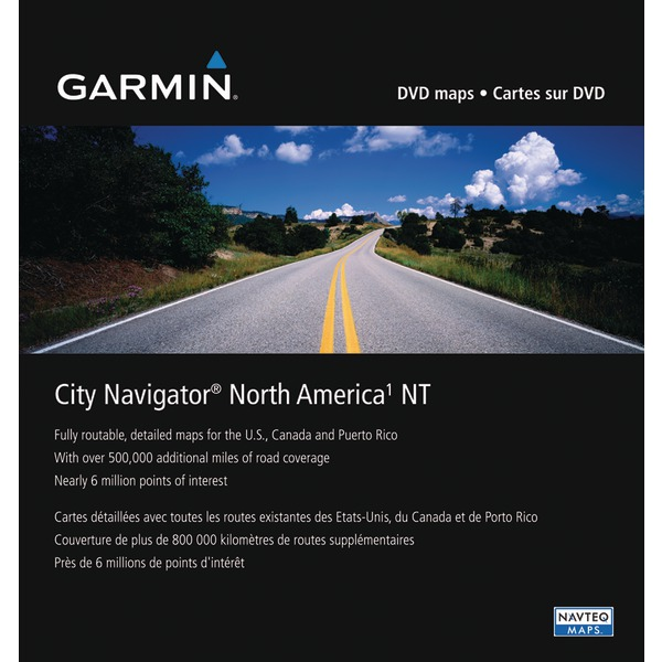 Garmin, Ltd 010-11551-00 Garmin 010-11551-00 City Navigator North America NT Digital Map