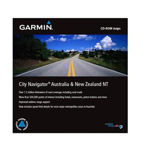 Garmin, Ltd 010-11400-00 Garmin City Navigator Australia & New Zealand NT Digital Map