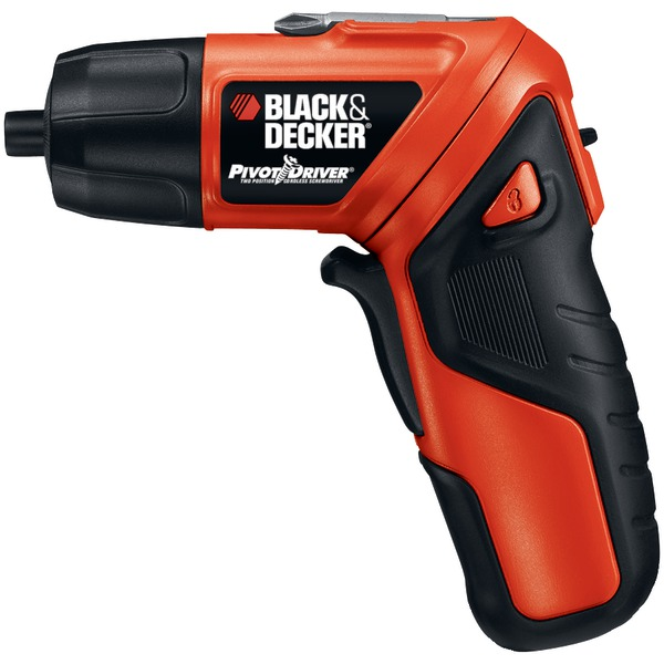 BLACK & DECKER PD400LG A TWIST SCREWDRIVER WITH
