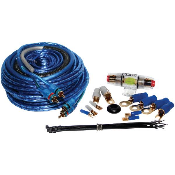 Db Link Pk4z 4 Gauge Power Series Amp Installation Kit: ValleySeek.com: Db Link K4MANL Db Link Competition K4MANL