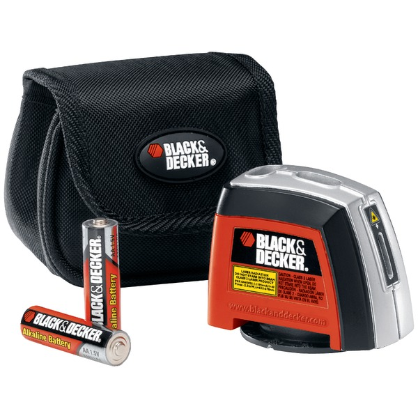 BLACK & DECKER BDL220S LASER LEVEL W/WALL MOUNT