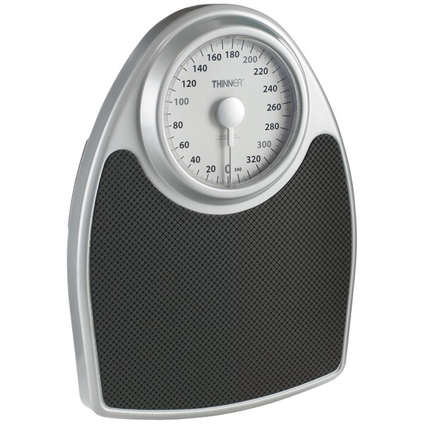 Conair TH100S T XL Dial Analog Scale