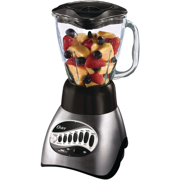 Jarden 006812-027-000 Oster 16 Speed Black Blender