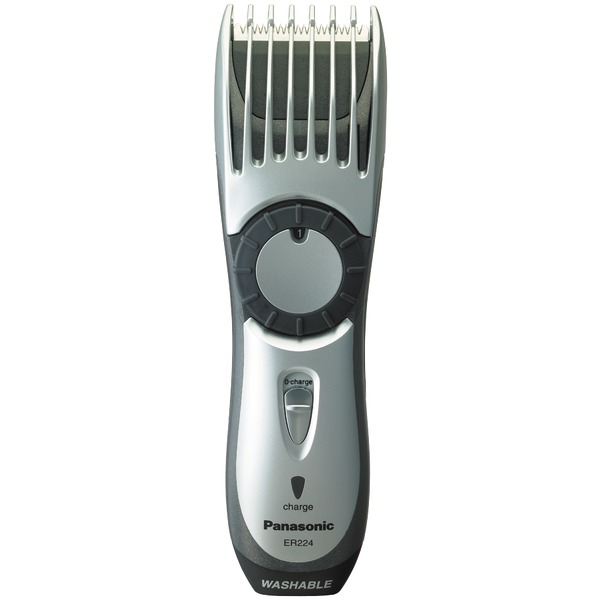 PANASONIC CONSUMER ER224S CORDLESS HAIR/BEARD TRIMMER - 14 SETTINGS
