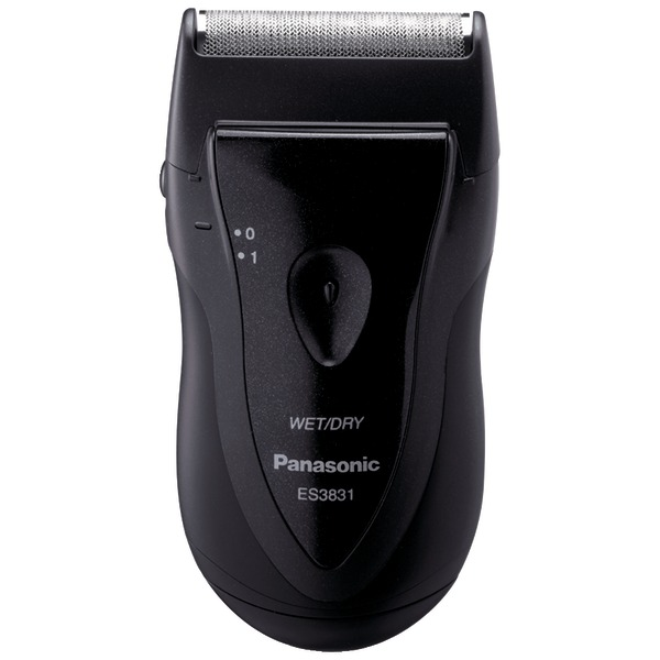 PANASONIC CONSUMER ES3831K PRO CURVE SINGLE BLADE TRAVEL SHAVER
