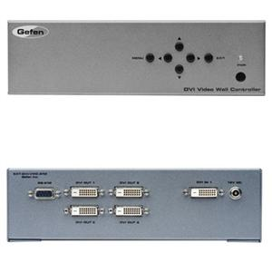 Gefen EXT-DVI-VWC-242 DVI Video Wall Controller