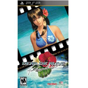 Tecmo Koei 0067 Dead or Alive Paradise PSP