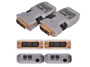 Gefen EXT-DVI-FM500-60B DVI•FM500 Kit 60 ft. Extension