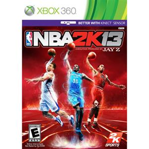 Take-Two 49188 NBA 2K13 X360