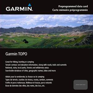 Garmin, Ltd 010-C1009-00 Garmin TOPO Canada - East Digital Map