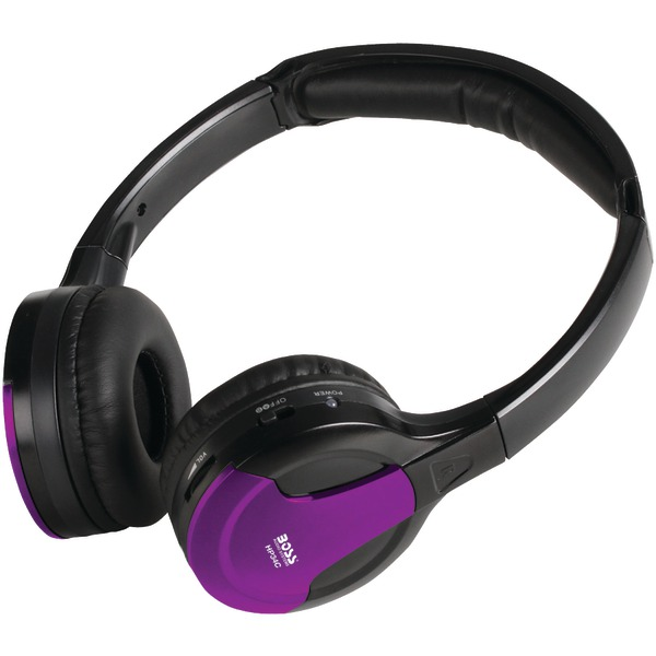 Boss Audio Systems HP34C Boss HP34C Headphone