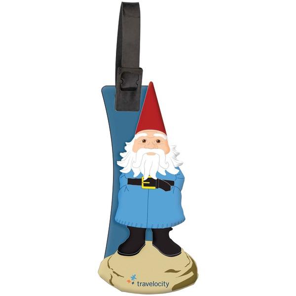 ValleySeek.com: TRAVELOCITY TVLT-GNOME-2 LUGGAGE TAG GNOME
