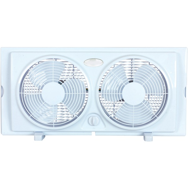 "Optimus Enterprise, Inc F-5280 Optimus 7"" Twin Window Fan"