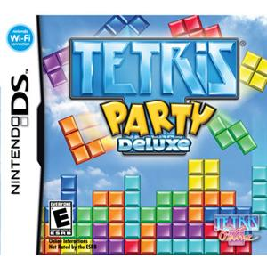 Majesco 01653 Tetris Party Deluxe DS