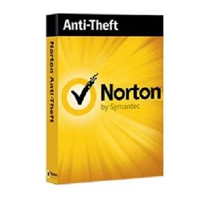 Symantec Corporation 21223833 Norton Anti-Theft v.1.0 - Subscription Package - 3 Device