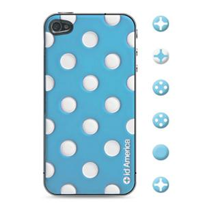 id America CSI404-BLU iPhone Case