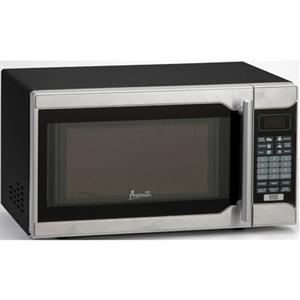 Avanti Products MO7103SST Avanti MO7103SST - 0.7 CF Touch Microwave - Black Cabinet with Stainless Steel Front
