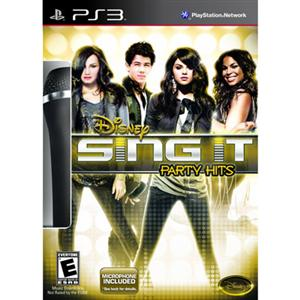 Disney Interactive 10512900 Disney Interactive Sing It: Party Hits Bundle - Complete Product