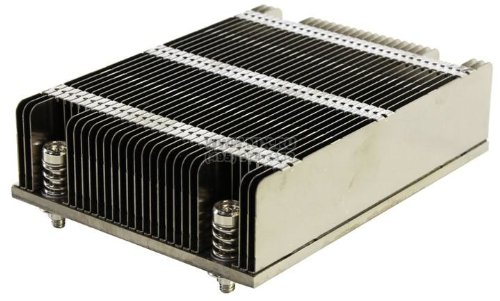 Supermicro Computer, Inc SNK-P0047PSC Supermicro 1U Passive Front CPU Heat Sink for X9DRG-HF 1U GPU Server