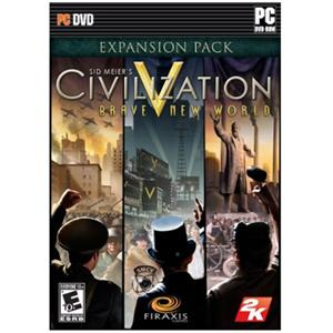 Take-Two Interactive Software, Inc 41290 Take-Two Sid Meier's Civilization V: Brave New World