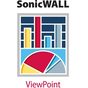 SonicWALL 01-SSC-2901 SonicWALL ViewPoint for TELE, SOHO, TZ 150 and TZ 170 Series  - License - 1 Firewall