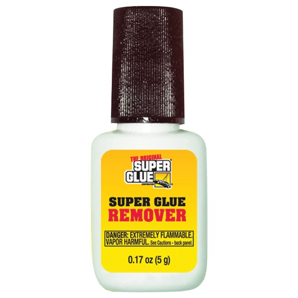 SUPER GLUE SGR12 SUPER GLUE REMOVER
