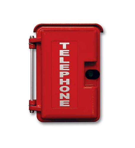 Viking Electronics VK-VE-9X12R-2 Red Heavy Duty Outdoor Enclosure