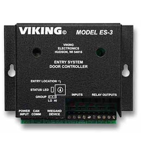 Viking Electronics VK-ES-3 Entry System Door Controller for AES