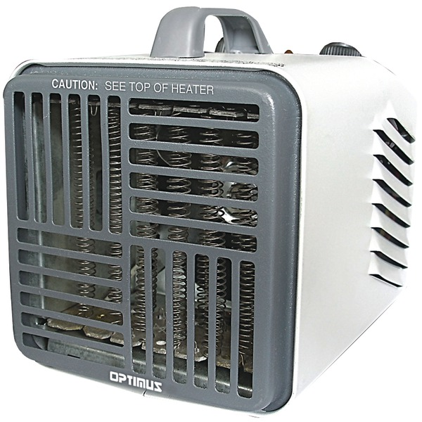 OPTIMUS H-3001 MINI HEATER W THERMOSTAT