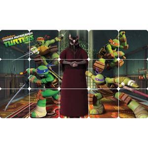 ValleySeek.com: Fuhu KN-PS-TMNT-SPLT-01-WI13 Kinabi Puzzle ...