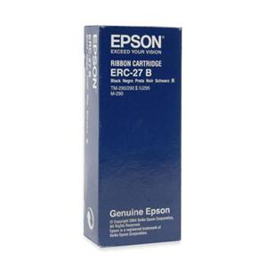 Epson Corporation ERC-27B Epson Black Ribbon Cartridge