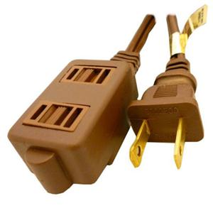 Professional Cable, LLC EXTCORD-09 Professional Cable Power Extension Cord