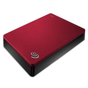 Seagate Retail STDR4000902 4TB Backup Plus PortableDr Red