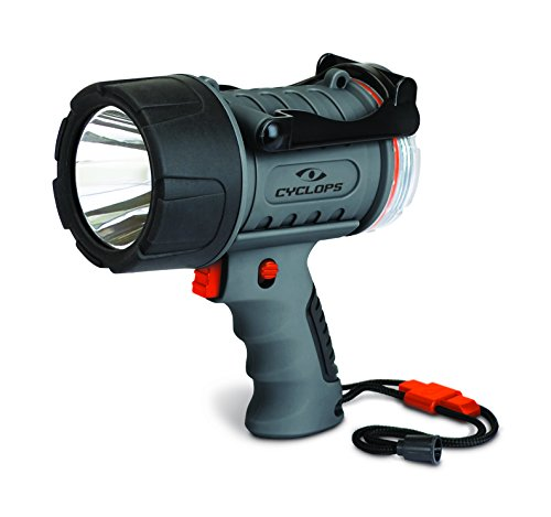 CYCLOPS CYC-300WP 300 Lumen Water Proof Rechargeable Spot