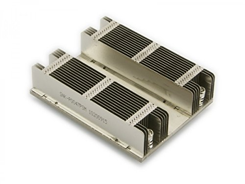 Supermicro Computer, Inc SNK-P0047PSM 1U PASSIVE FRONT CPU HEAT SINK FOR X9 2U TWIN 2+ SERIES SERVERS