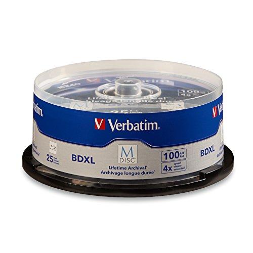 Verbatim Americas Llc: ValleySeek.com: VERBATIM AMERICAS LLC 98914 M-DISC BDXL