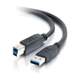 C2G 54175 3m USB 3.0 A Male to B Male Cable (9.8ft)