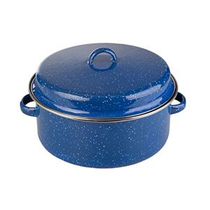 Stansport 10640 5Qt Enamel Cook Pot