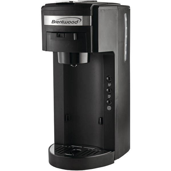 BRENTWOOD TS-114 K Cup Coffee Maker Black