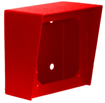 Viking Electronics VK-VE-5X5-RD Surface Mount chassis 5X5 Red