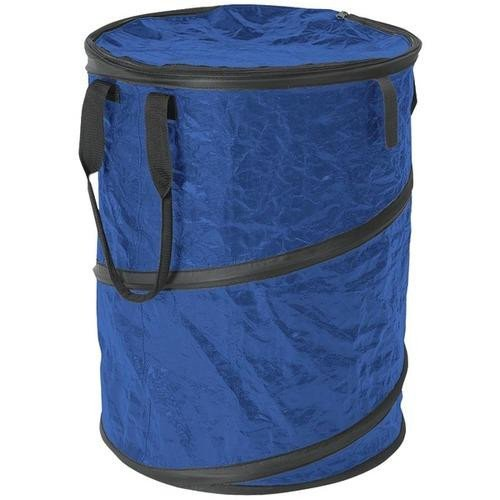 Stansport 877-50 CAMPSITE TRSH CAN BLU