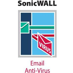 SonicWALL 01-SSC-7530 SonicWALL Email Anti-Virus Kaspersky and SonicWALL Time Zero - Subscription License - 1 Server, 50 User