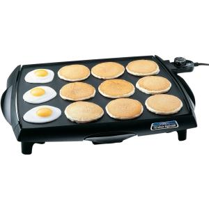 Presto 07046 Tilt 'n' Drain Big Griddle